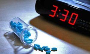 Garnorax schlafen