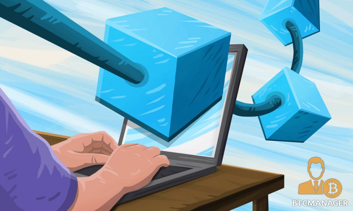 Transaktionsgeschwindigkeit verschiedener Blockketten